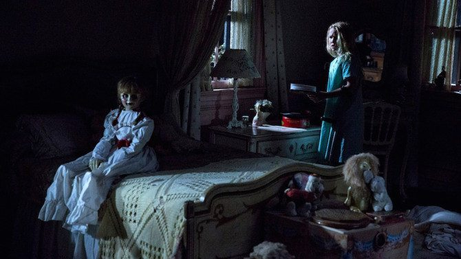 Annabelle: Creation, Sinopsis Film Boneka Horor di 2017