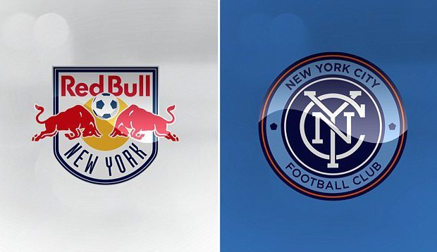 Prediksi New York City vs New York Red Bulls: Skor Pertandingan MLS Amerika 07/08/17