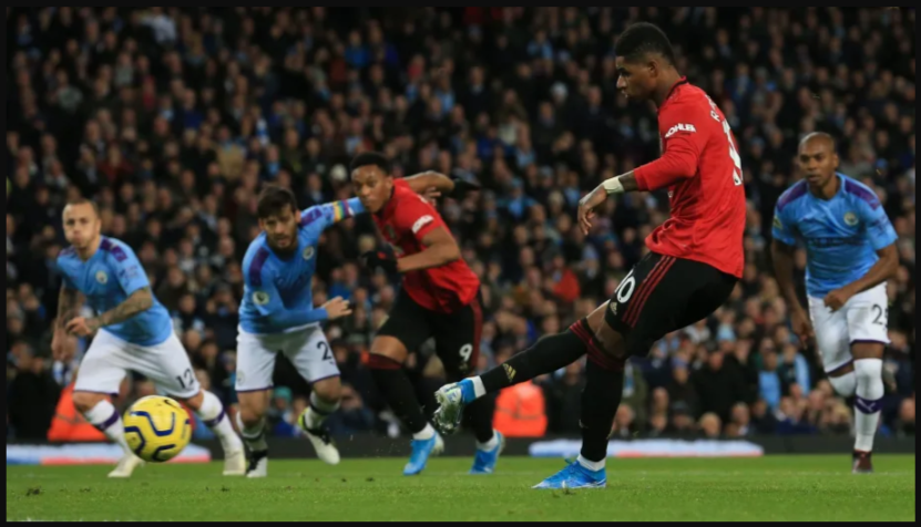 Nonton Live Streaming Manchester United vs Manchester City