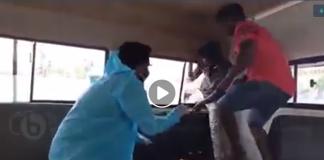 polisi nge prank pelanggar lockdown