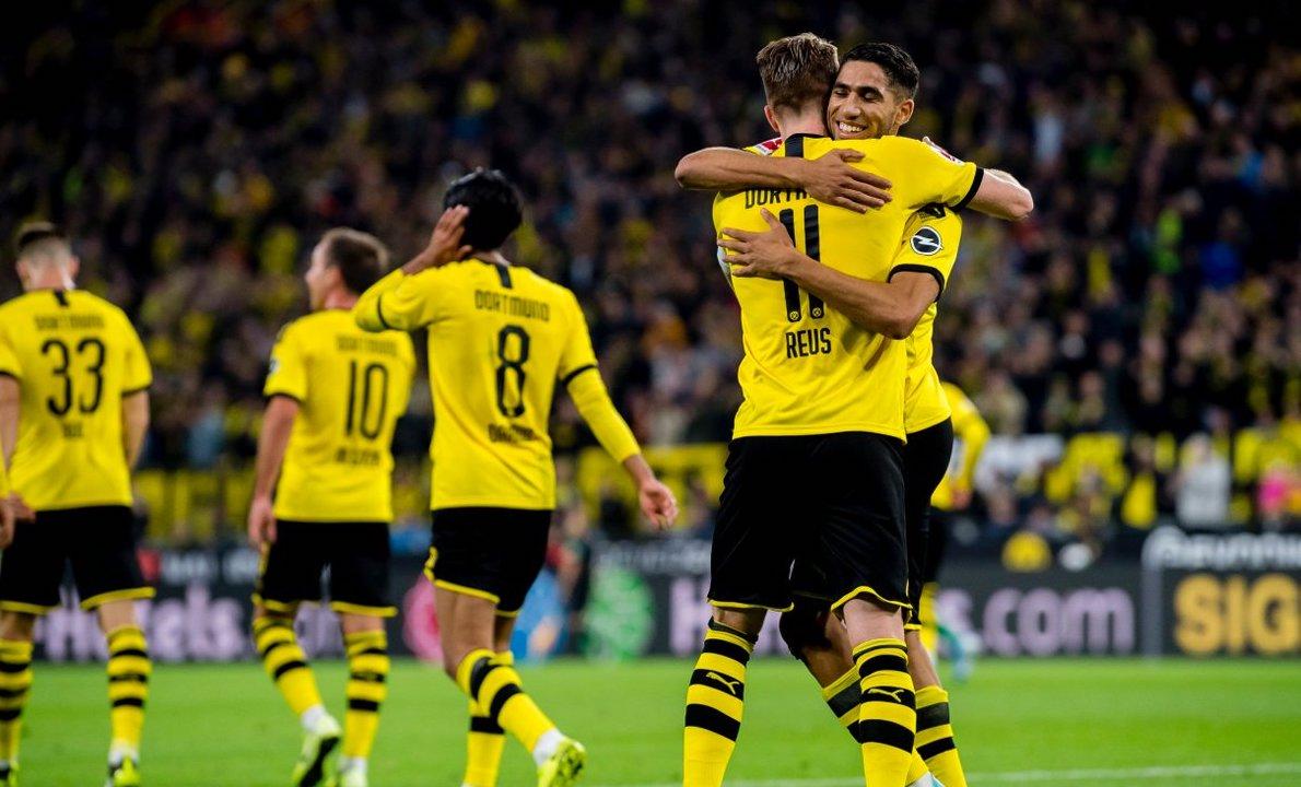 Prediksi Pertandingan Bundesliga Jerman SC Paderborn vs Borussia Dortmund