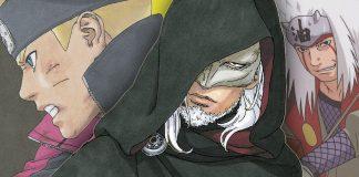 Koji Kashin di boruto chapter 46