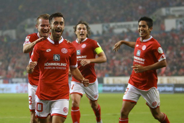Prediksi Pertandingan Bundesliga Jerman Mainz 05 Vs Hoffenheim