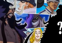 Spoiler One Piece Chapter 980