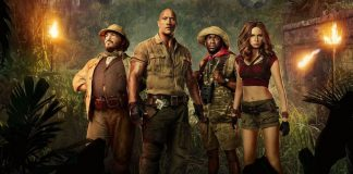 film Jumanji Welcome to the Jungle
