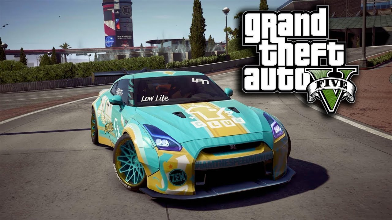 Game Paling Laris GTA 5 Telah Menjual 120 Juta Salinan