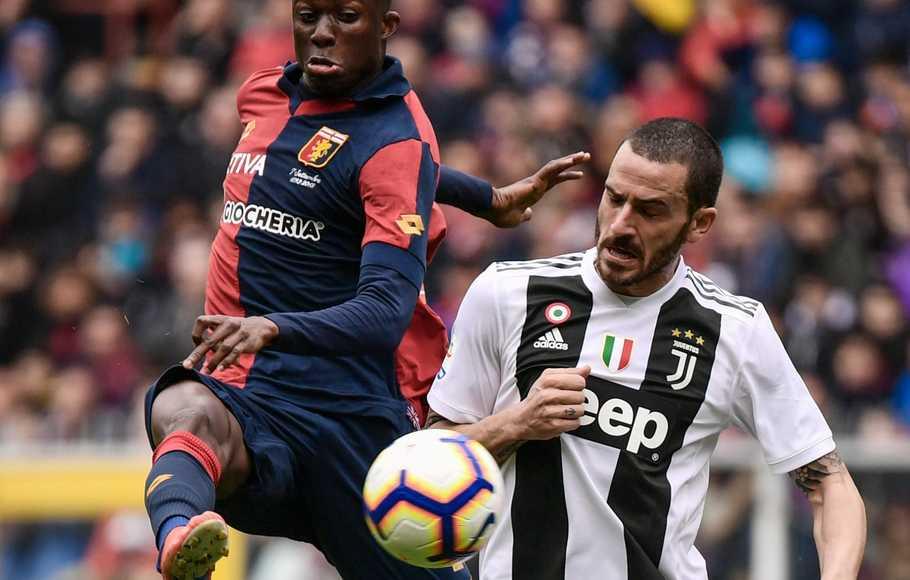 Prediksi Pertandingan Liga Italia Serie A Genoa vs Juventus