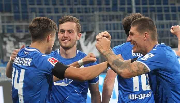 Prediksi Pertandingan Bundesliga Jerman Fortuna Dusseldorf vs Hoffenheim