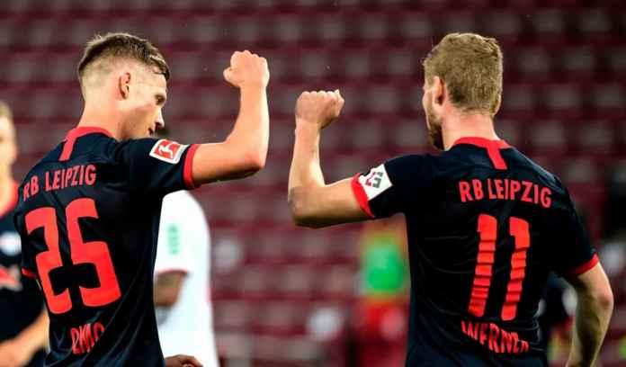 Prediksi Pertandingan Bundesliga Jerman RasenBallsport Leipzig vs Paderborn 07
