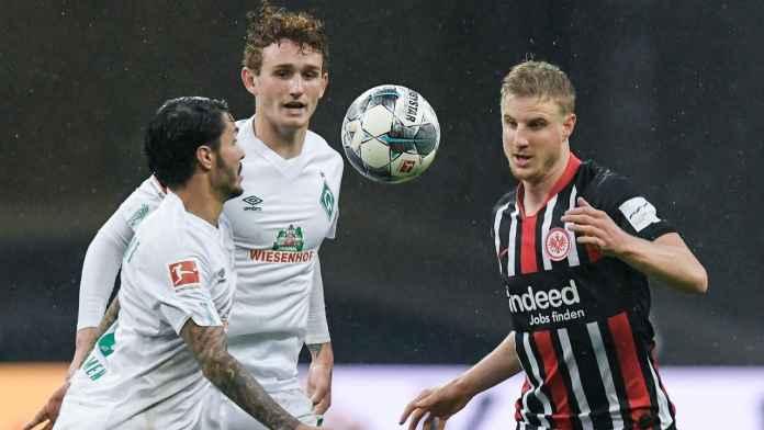 Prediksi Pertandingan Bundesliga Jerman Werder Bremen vs Eintracht Frankfurt