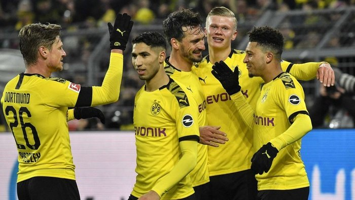 Prediksi Pertandingan Bundesliga Jerman Borussia Dortmund vs Hertha BSC