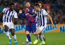 Jadwal La Liga Spanyol Real Valladolid vs Barcelona