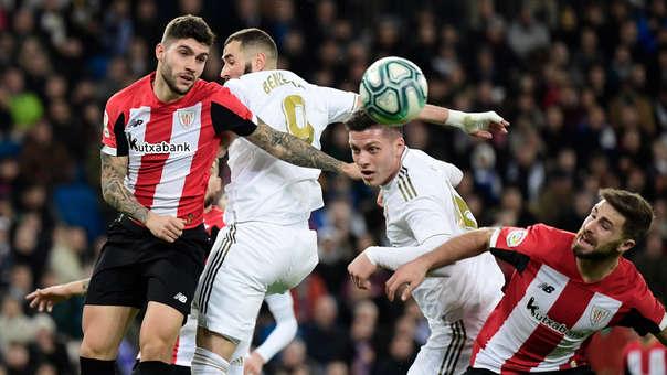 Prediksi Pertandingan La Liga Santander Athletic Bilbao vs Real Madrid