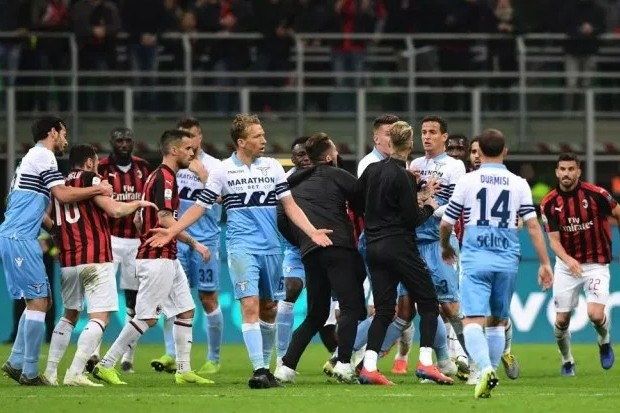 Prediksi Pertandingan Liga Italia Serie A Lazio vs Ac Milan
