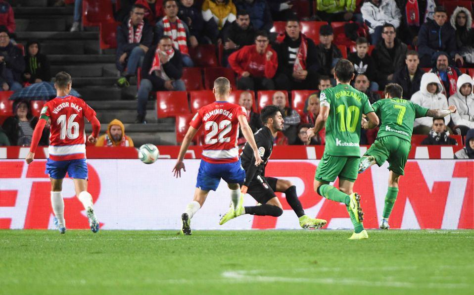 Prediksi Pertandingan La Liga Santander Real Sociedad vs Granada