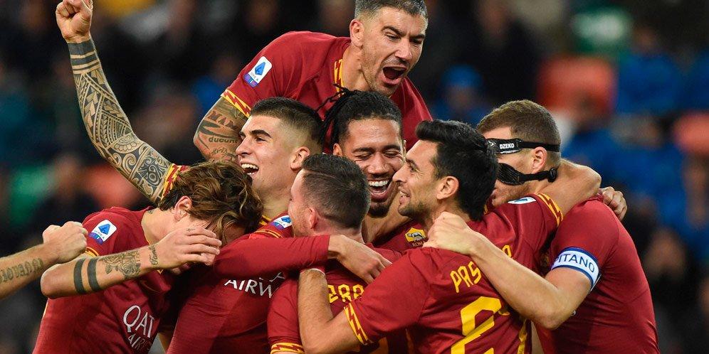 Prediksi Pertandingan Liga Italia Serie A AS Roma vs Udinese