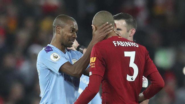 Prediksi Pertandingan Premier League Inggris Manchester City vs Liverpool