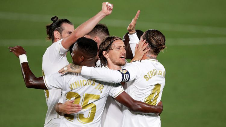 Prediksi Pertandingan La Liga Santander Real Madrid vs Getafe